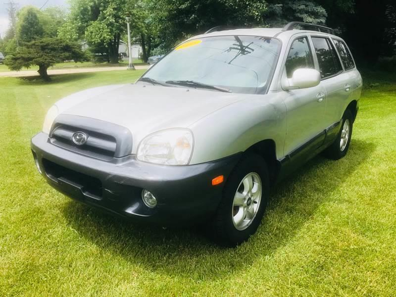 2005 Hyundai Santa Fe For Sale At I57 Group Auto Sales In Country Club  Hills IL