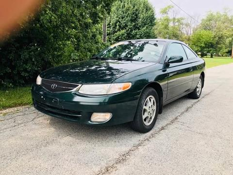 Nice 2000 Toyota Camry Solara For Sale In Country Club Hills, IL