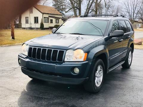 2007 Jeep Grand Cherokee for sale in Country Club Hills, IL