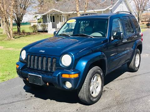 2002 Jeep Liberty for sale in Country Club Hills, IL