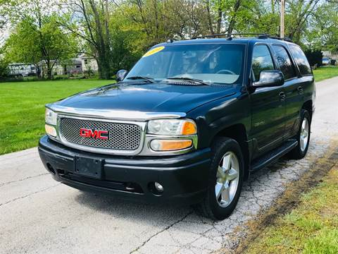 2004 GMC Yukon for sale in Country Club Hills, IL