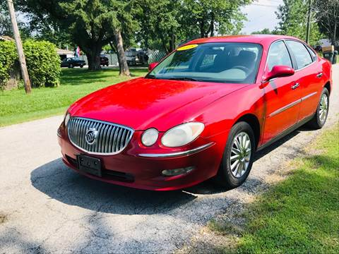 2008 Buick LaCrosse for sale in Country Club Hills, IL