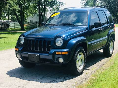 2003 Jeep Liberty for sale in Country Club Hills, IL