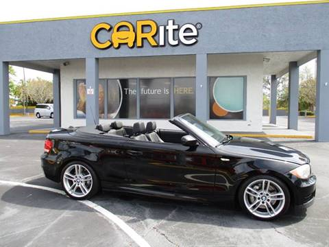 BMW Series For Sale Carsforsalecom - 2012 bmw 128i convertible