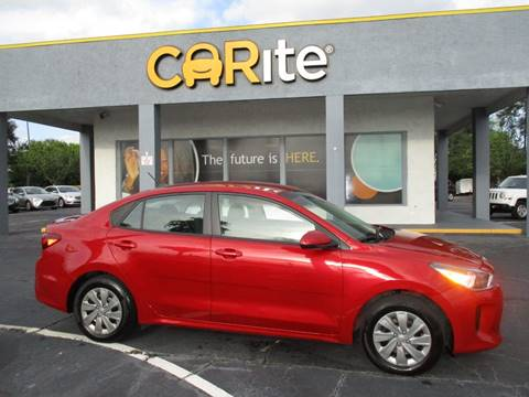2019 Kia Rio for sale in Cocoa, FL