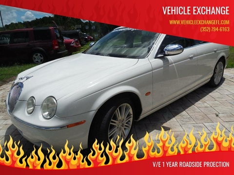 2008 Jaguar S Type For Sale In Crystal River, FL