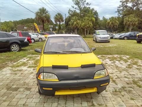1990 GEO Metro for sale in Crystal River, FL