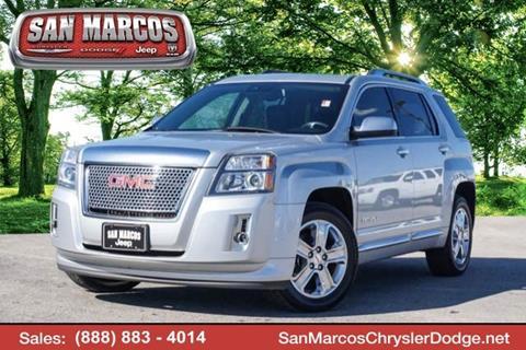 2014 GMC Terrain for sale in San Marcos, TX