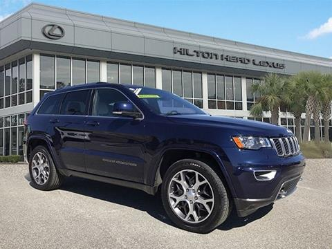 2018 Jeep Grand Cherokee for sale in Hardeeville, SC