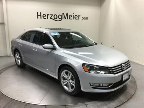 2012 Volkswagen Passat for sale in Beaverton, OR