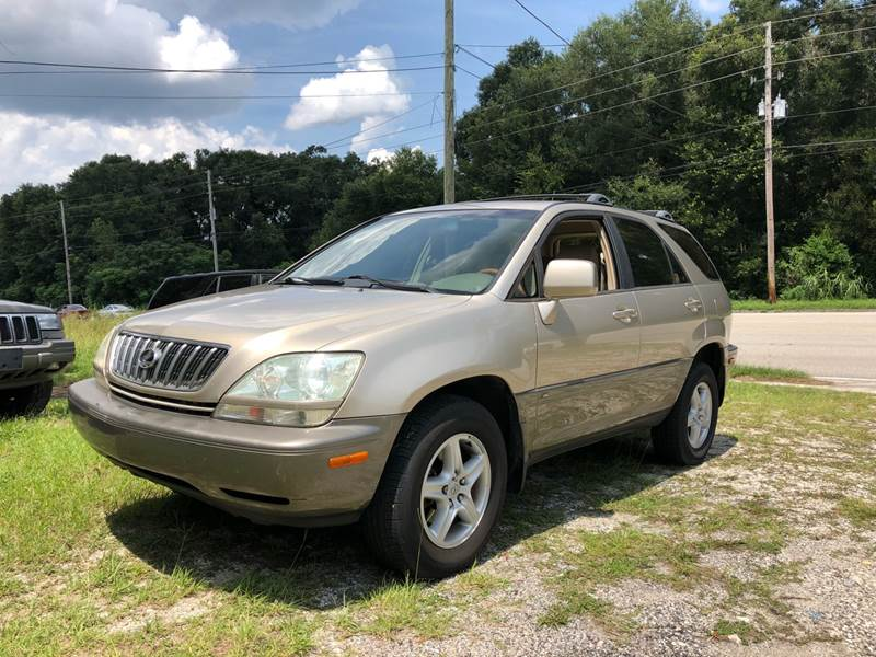 2003 Lexus RX 300 For Sale At Mullins Auto In Deland FL