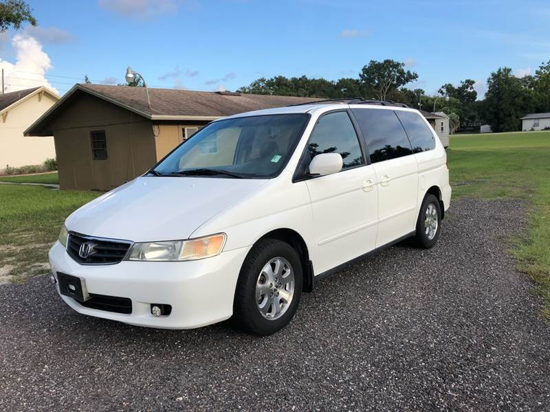 2003 Honda Odyssey For Sale At Mullins Auto In Deland FL