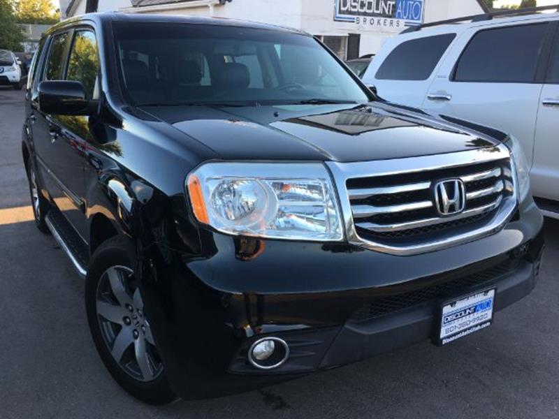 2013 Honda Pilot For Sale At Discount Auto Brokers Inc. In Lehi UT