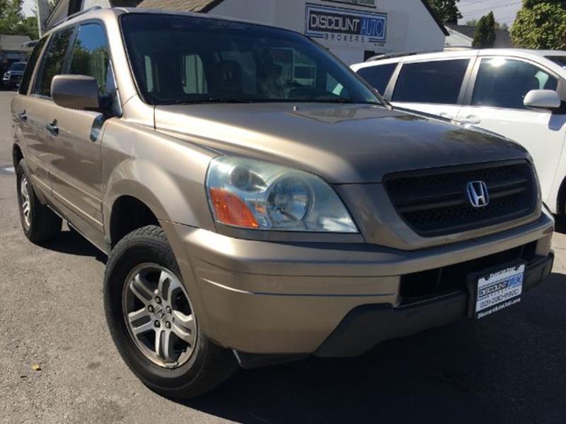 Amazing 2003 Honda Pilot For Sale At Discount Auto Brokers Inc. In Lehi UT