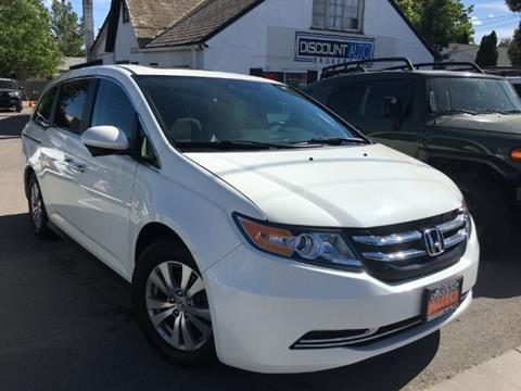 2016 Honda Odyssey for sale in Lehi, UT
