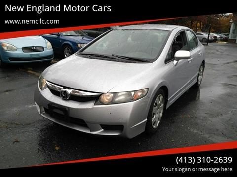 2011 Honda Civic for sale in Springfield, MA