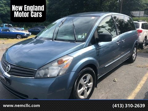 2009 Nissan Quest for sale in Springfield, MA