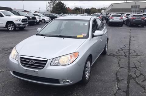 2008 Hyundai Elantra for sale at New England Motor Cars in Springfield MA