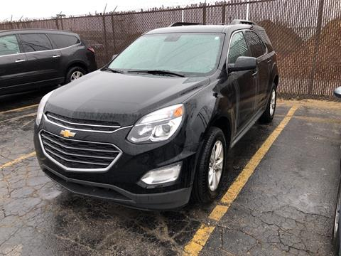 2017 Chevrolet Equinox for sale in Royal Oak, MI