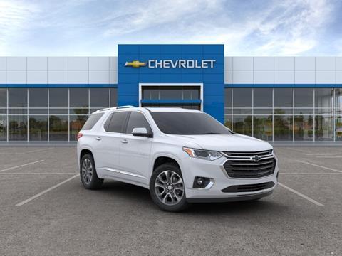 2020 Chevrolet Traverse for sale in Royal Oak, MI