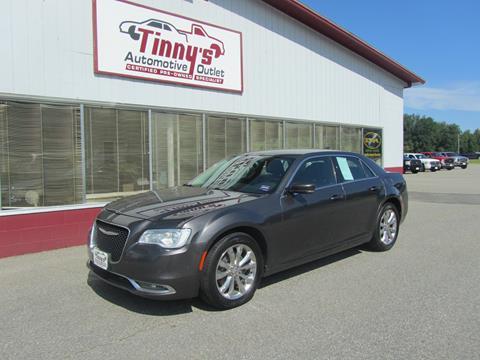 2016 Chrysler 300 for sale in Farmington, ME