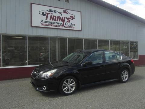 2013 Subaru Legacy for sale in Farmington, ME