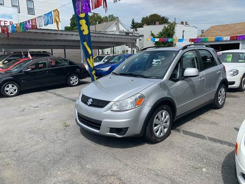 2012 Suzuki SX4 Crossover for sale in Cohoes, NY
