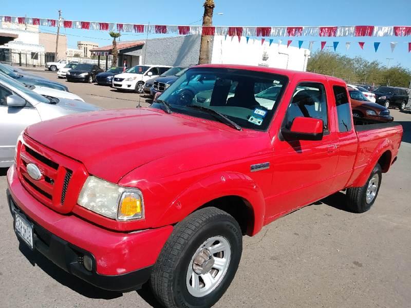 2006 Ford Ranger Sport In Phoenix Az Sun Valley Motors