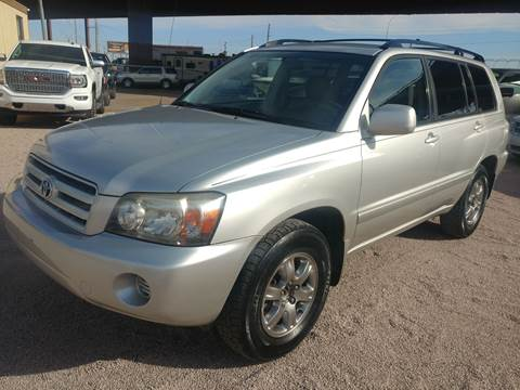 2006 Toyota Highlander for sale in Phoenix, AZ