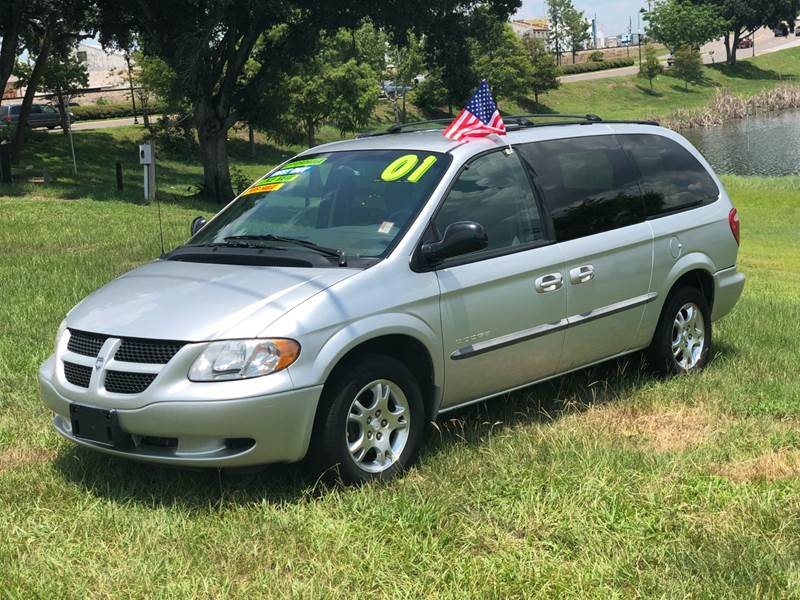 2001 Dodge Grand Caravan for sale at A4dable Rides LLC in Haines City FL