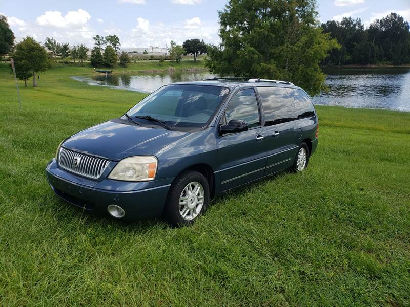 2004 Mercury Monterey for sale at A4dable Rides LLC in Haines City FL