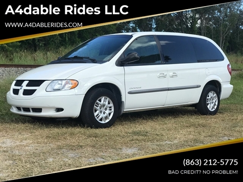 2001 Dodge Grand Caravan for sale in Haines City, FL
