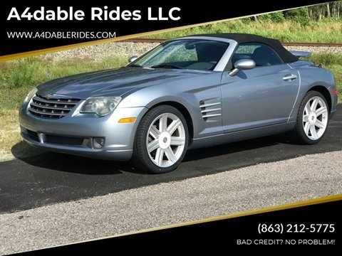 2005 Chrysler Crossfire for sale in Haines City, FL