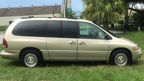 1998 Chrysler Town and Country for sale in Haines City, FL