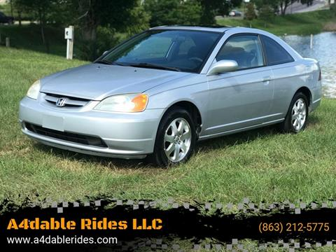 2003 Honda Civic for sale in Haines City, FL