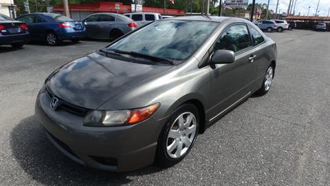 2006 Honda Civic for sale in Jacksonville, FL