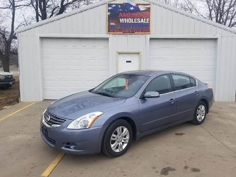 2011 Nissan Altima For Sale In Des Moines, IA