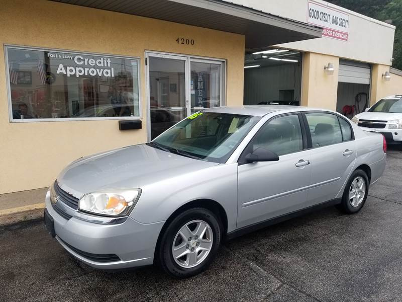 2005 Chevrolet Malibu For Sale At American Wholesale Motors In Des Moines IA