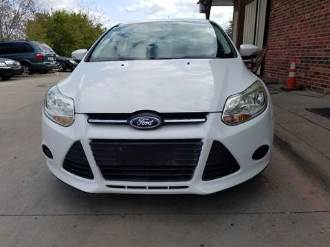 2014 Ford Focus for sale in Grand Prairie, TX