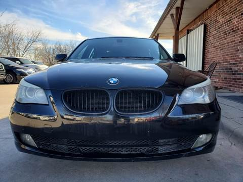 2009 BMW 5 Series for sale at Star Autogroup, LLC in Grand Prairie TX