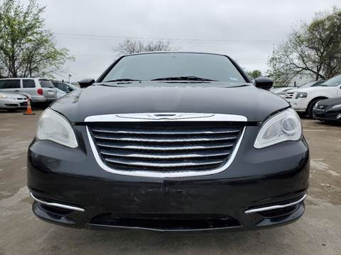 2014 Chrysler 200 LX for sale at Star Autogroup, LLC in Grand Prairie TX