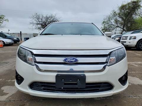 2011 Ford Fusion SE for sale at Star Autogroup, LLC in Grand Prairie TX