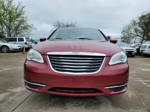 2013 Chrysler 200 Touring for sale at Star Autogroup, LLC in Grand Prairie TX