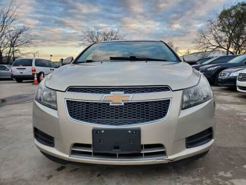 2012 Chevrolet Cruze LT for sale at Star Autogroup, LLC in Grand Prairie TX