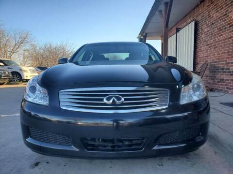 2008 Infiniti G35 for sale at Star Autogroup, LLC in Grand Prairie TX