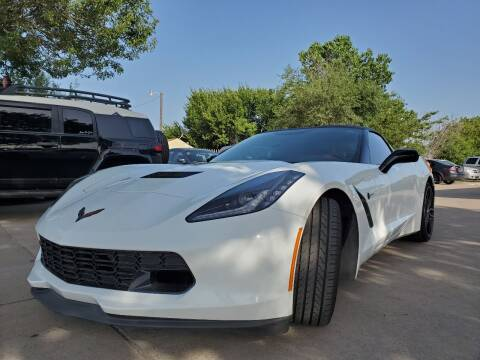 2014 Chevrolet Corvette for sale at Star Autogroup, LLC in Grand Prairie TX