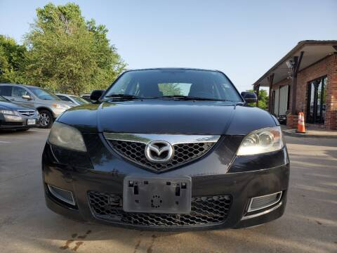 2008 Mazda MAZDA3 for sale at Star Autogroup, LLC in Grand Prairie TX