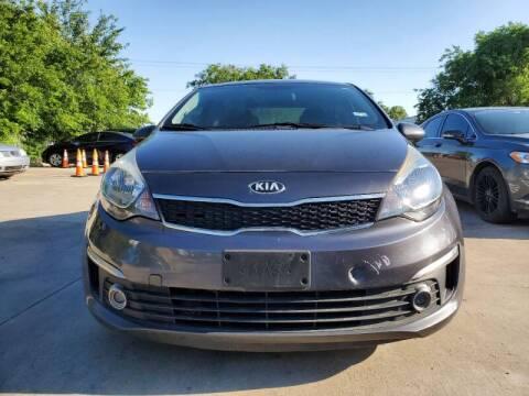2016 Kia Rio for sale at Star Autogroup, LLC in Grand Prairie TX