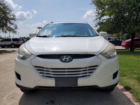 2012 Hyundai Tucson for sale at Star Autogroup, LLC in Grand Prairie TX