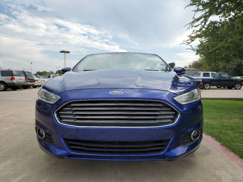 2013 Ford Fusion for sale at Star Autogroup, LLC in Grand Prairie TX
